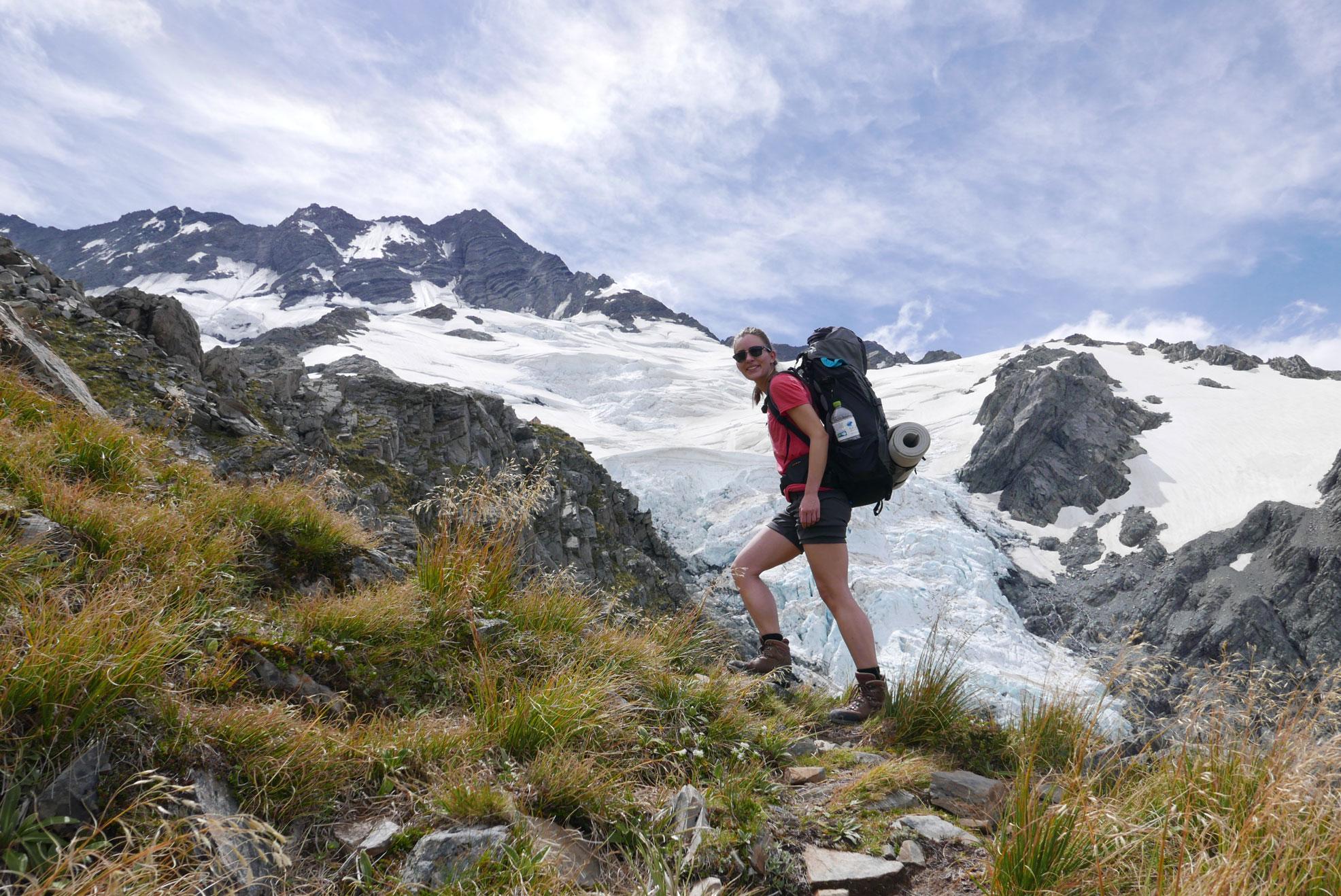 munichmountaingirls-connie-haas-wandern-wandertour-neuseeland-mt-footstool-aoraki-mt-cook-nationalpark