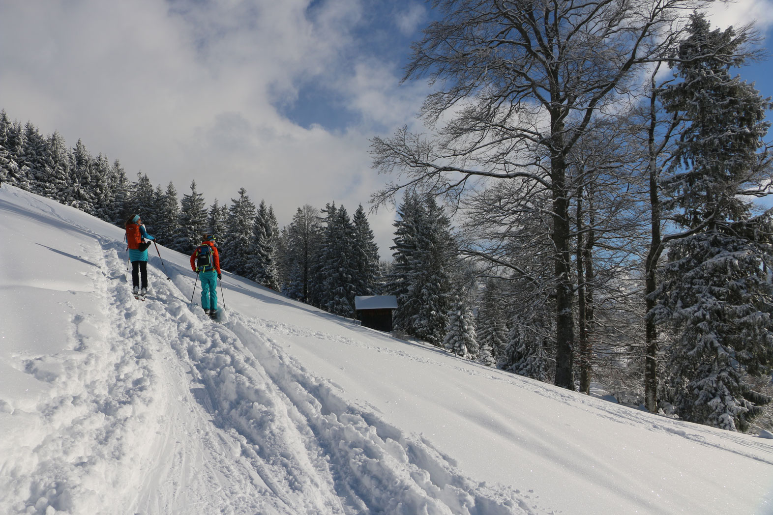 munichmountaingirls-ronja-haberfelner-skitour-freeriden-wendelstein-winter