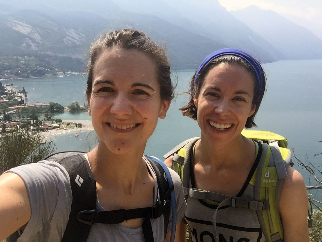 Bergen weiß nur für Frauen