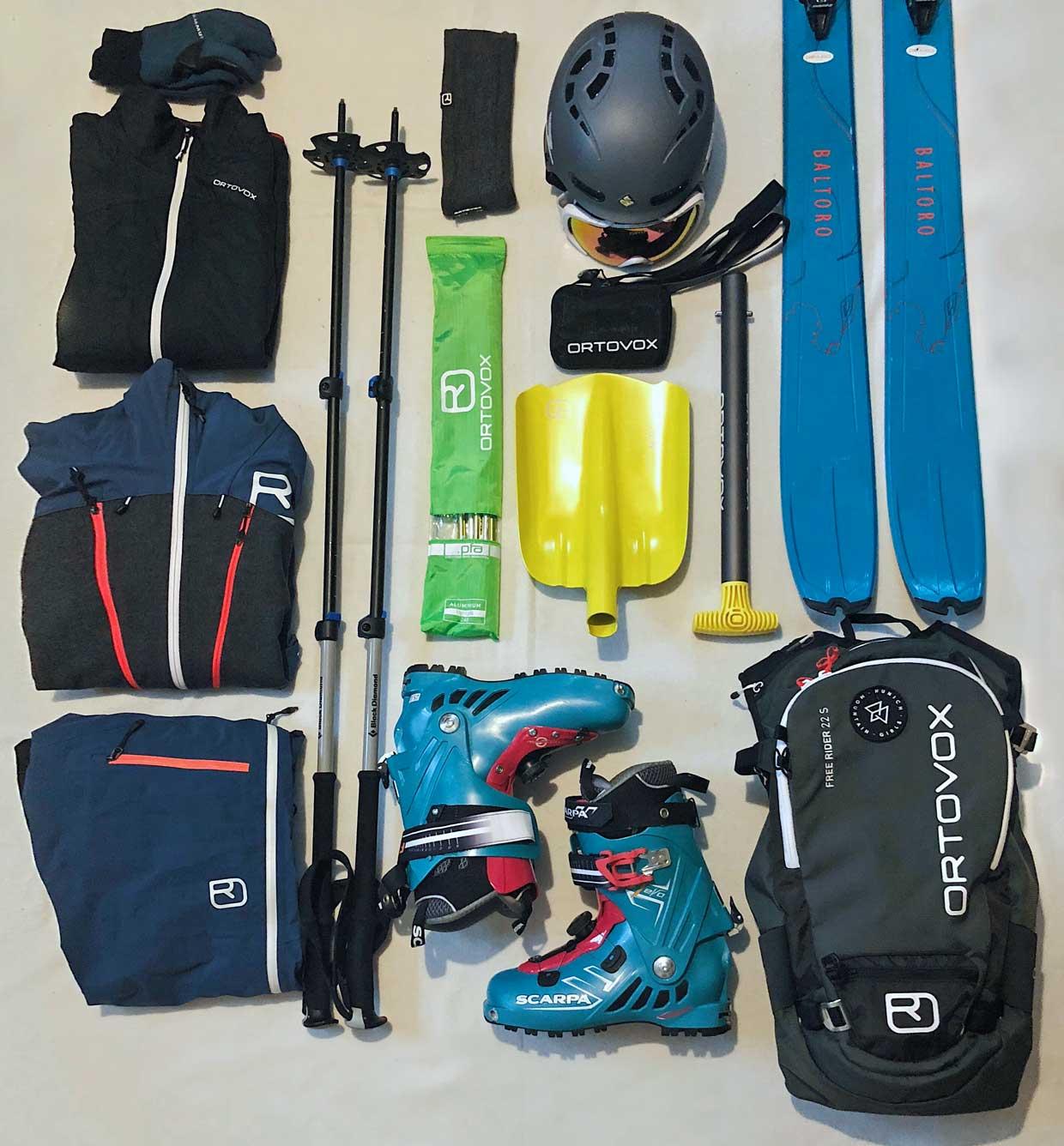 Packliste-Skitour-mitnehmen-munichmountaingirls