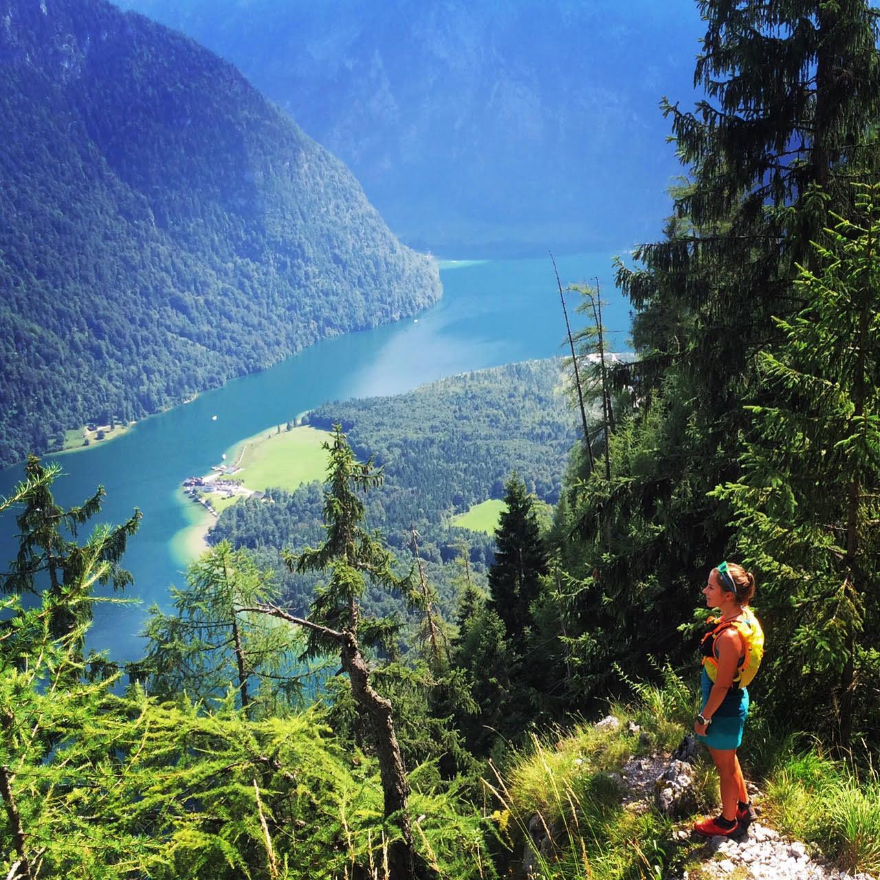 munichmountaingirls nina koch trailrunning königsee watzmannrunde