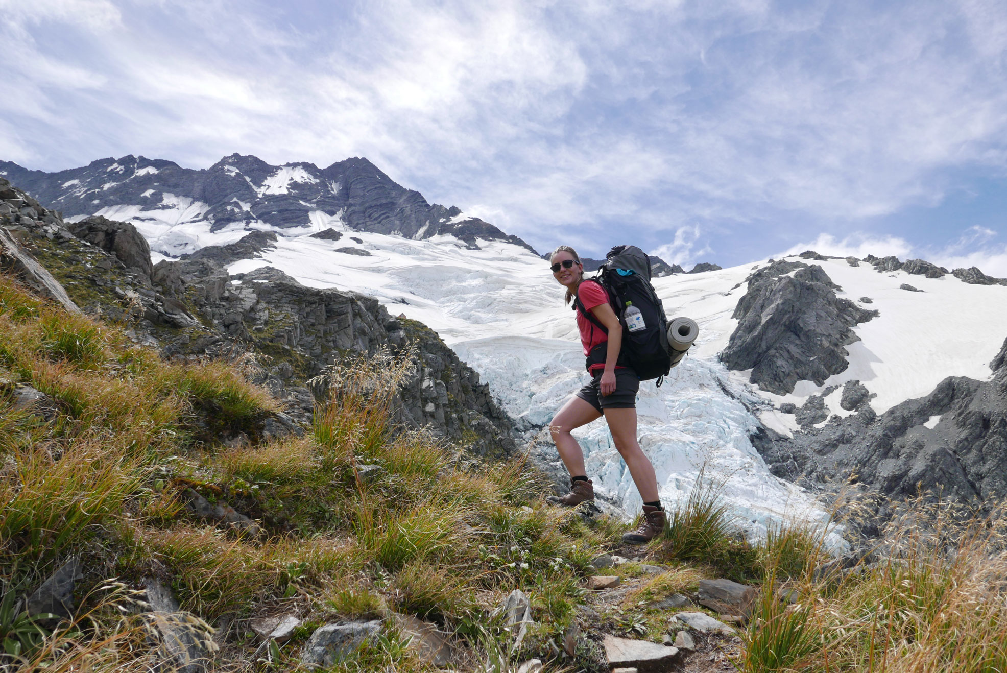 munichmountaingirls-connie-haas-wandern-wandertour-neuseeland-mt-footstool-aoraki-mt-cook-nationalpark