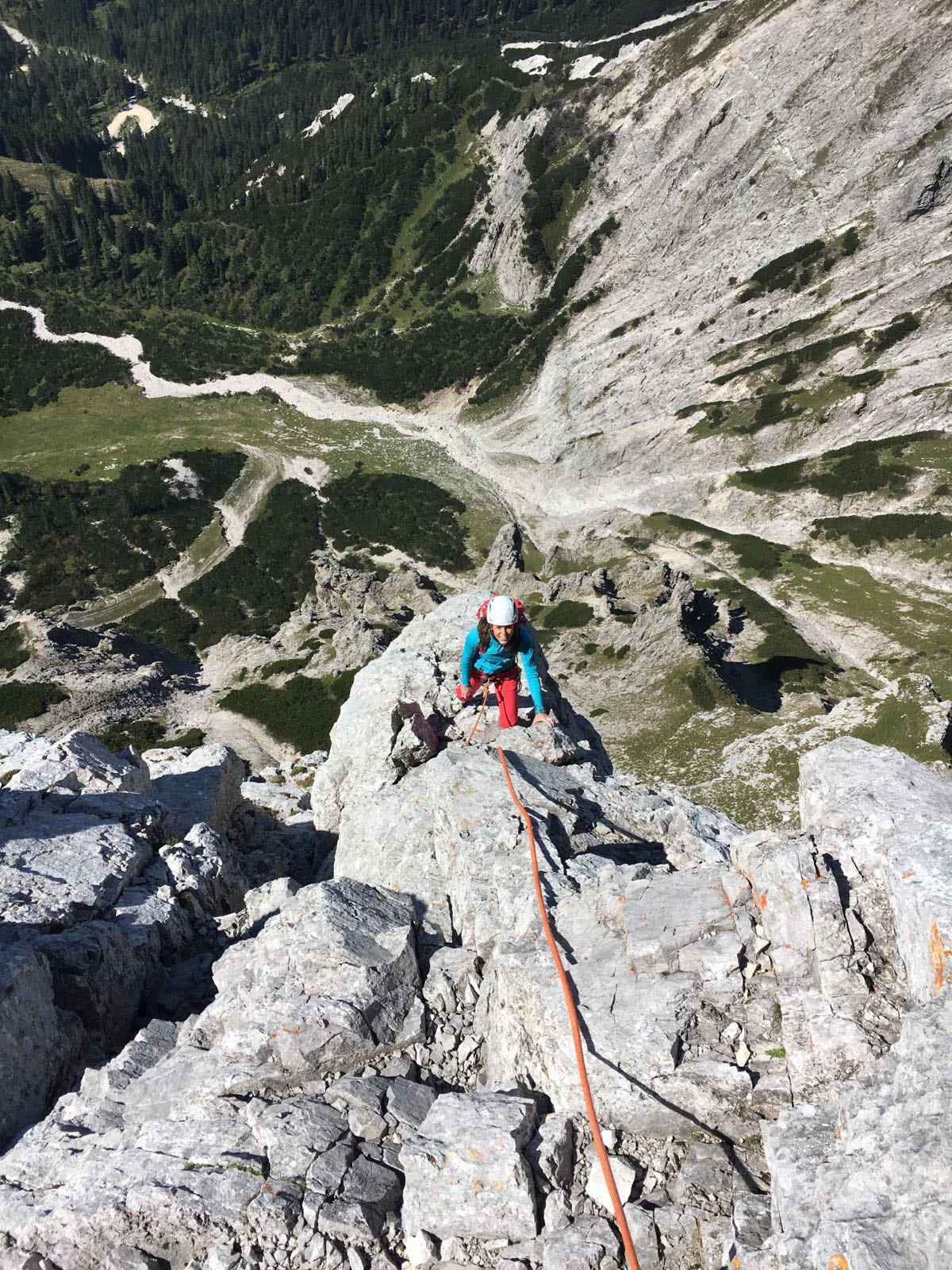 johanna-swatosch-munichmountaingirls-bergsteigen-Kalbling