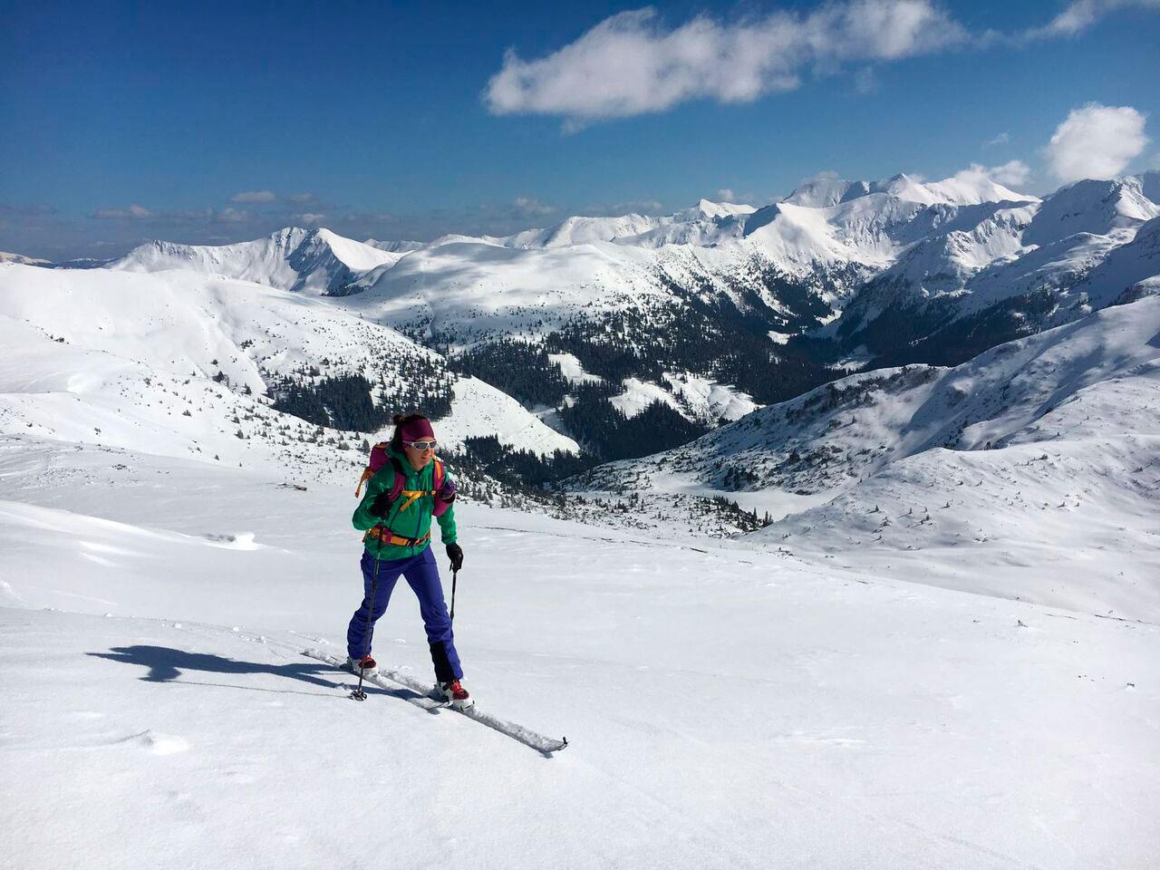 Skitouren Bayern johanna-swatosch-munichmountaingirls-planneralm-skitour-winter