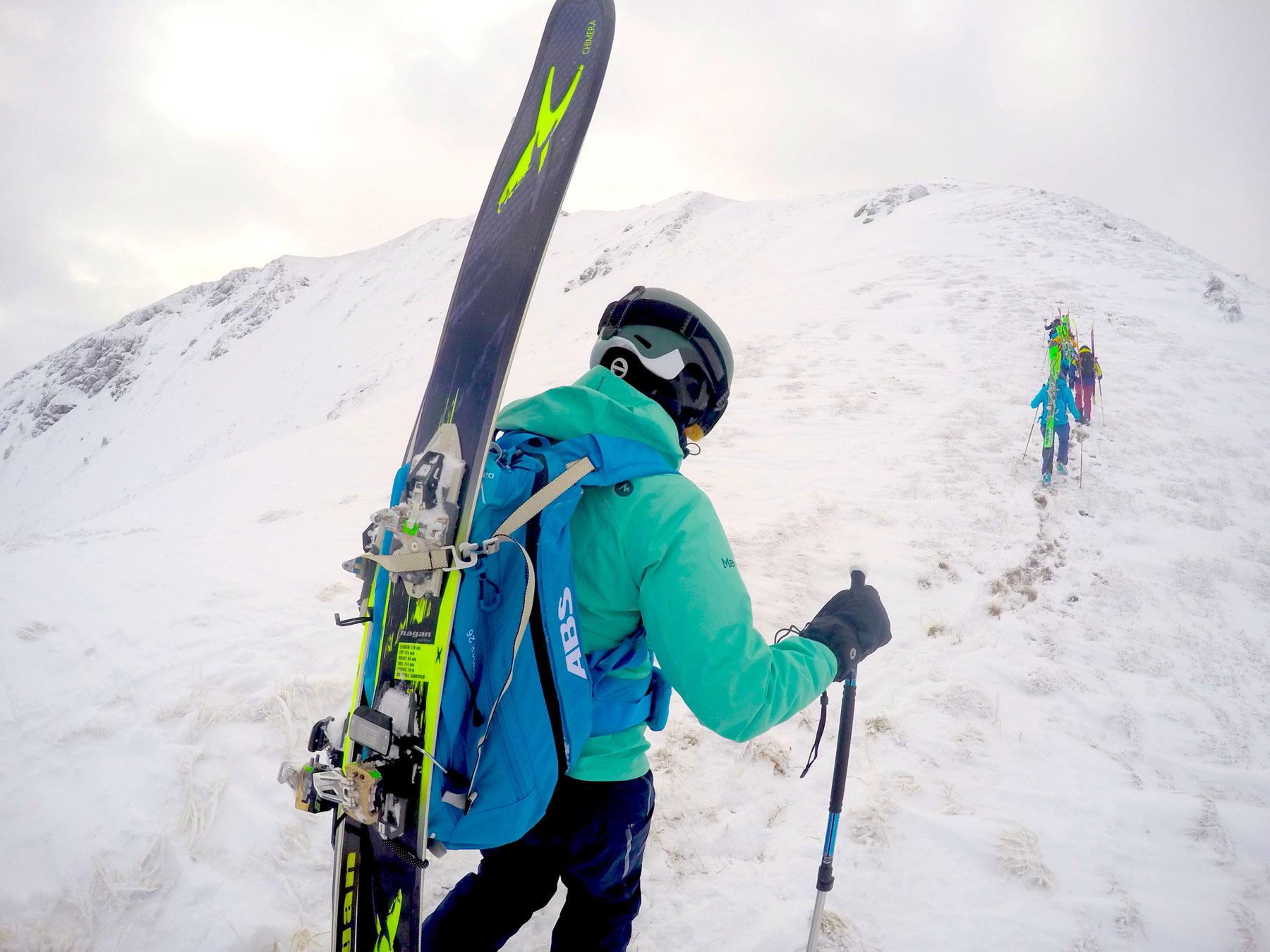 Skitouren Freeriden München anja-woertge-mountainista-munichmountaingirls-bergblog-muenchen-skitour-womens-camp