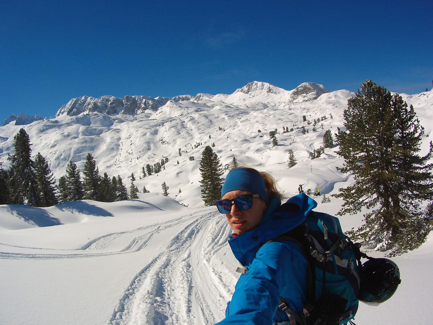katharina-steglegger-munichmountaingirls-bergblog-muenchen-dachstein-schnee-snowboarden-splittour