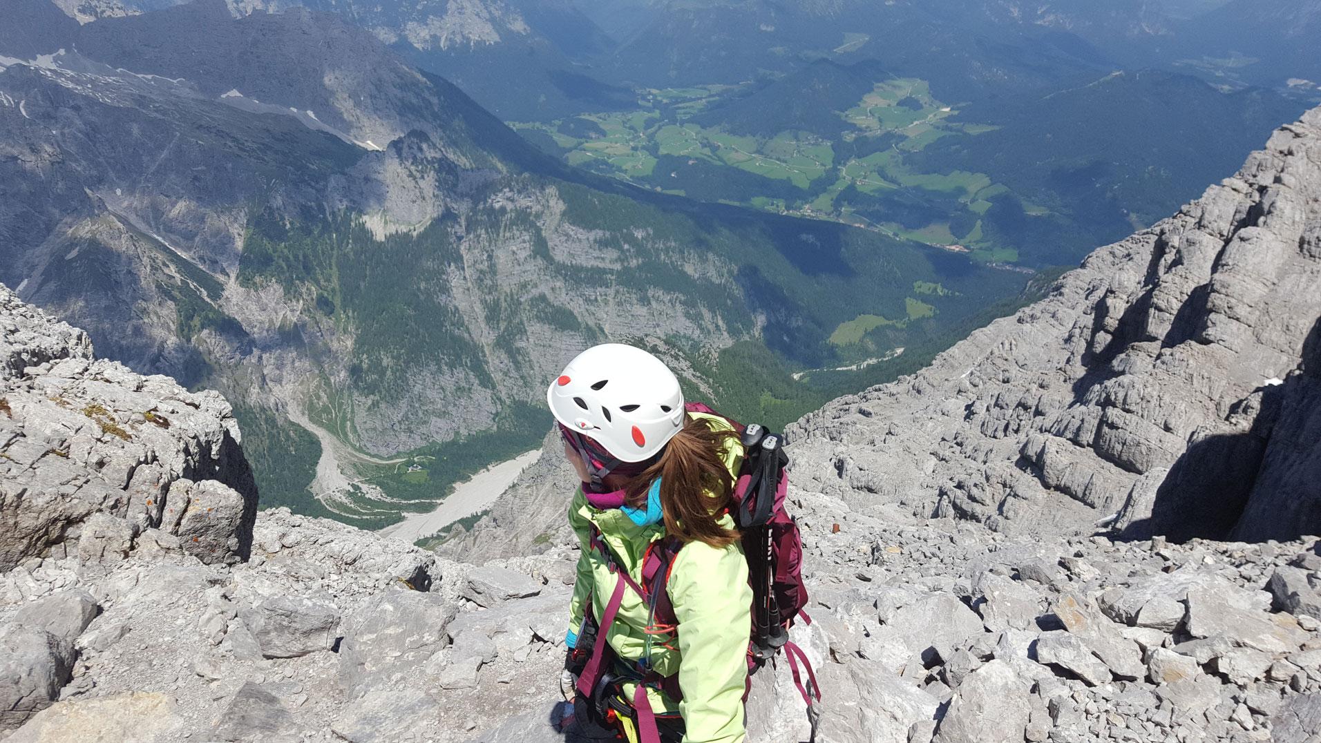 munichmountaingirls-watzmann-ueberschreitung-connie-haas-tourenbericht-erfahrung-ausblick