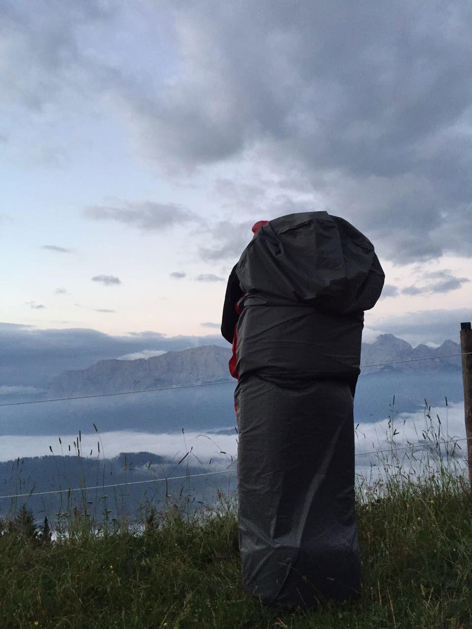 munichmountaingirls-alpentestival-garmisch-2017-uebernachten-wank-salewa-schlafsack