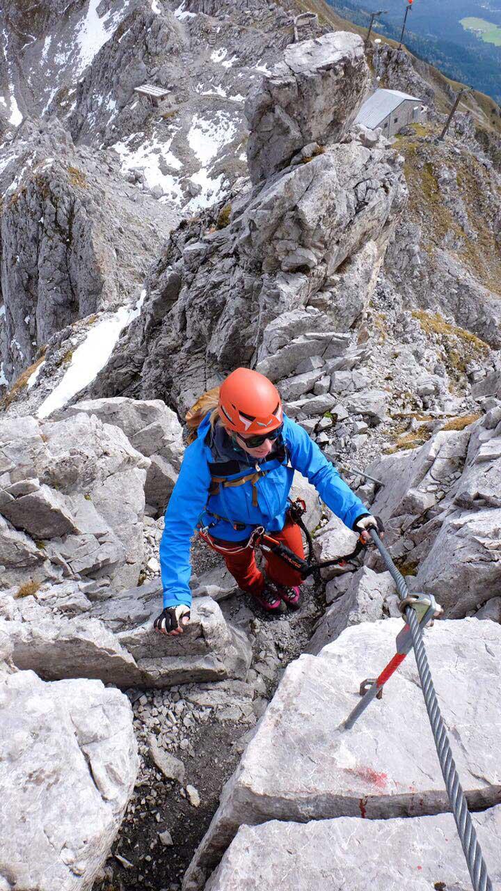 munichmountaingirls-katharina-marlene-innsbruck-nordkette-klettersteig
