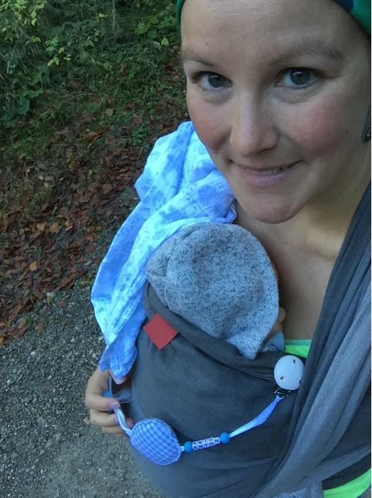 Sandra_munichmountaingirls_erste Bergtour mit Baby