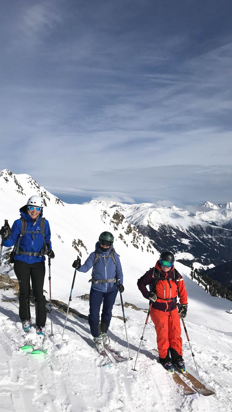 Munich Mountain Girls-Austria Skitourenfestival Osttirol-26