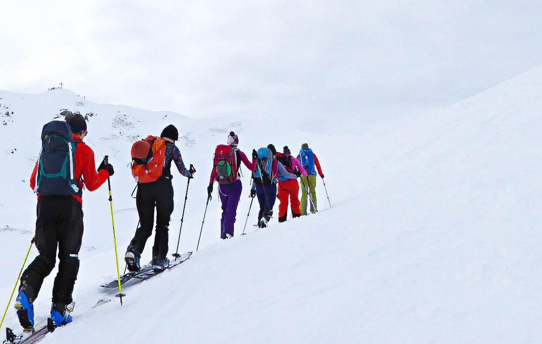 Munich Mountain Girls-Skitourenfestival Osttirol-14