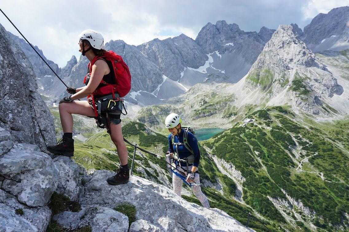 kletter-steig-tajakante-munichmountaingirls-tirolzer-zugspitzarena-kooperation