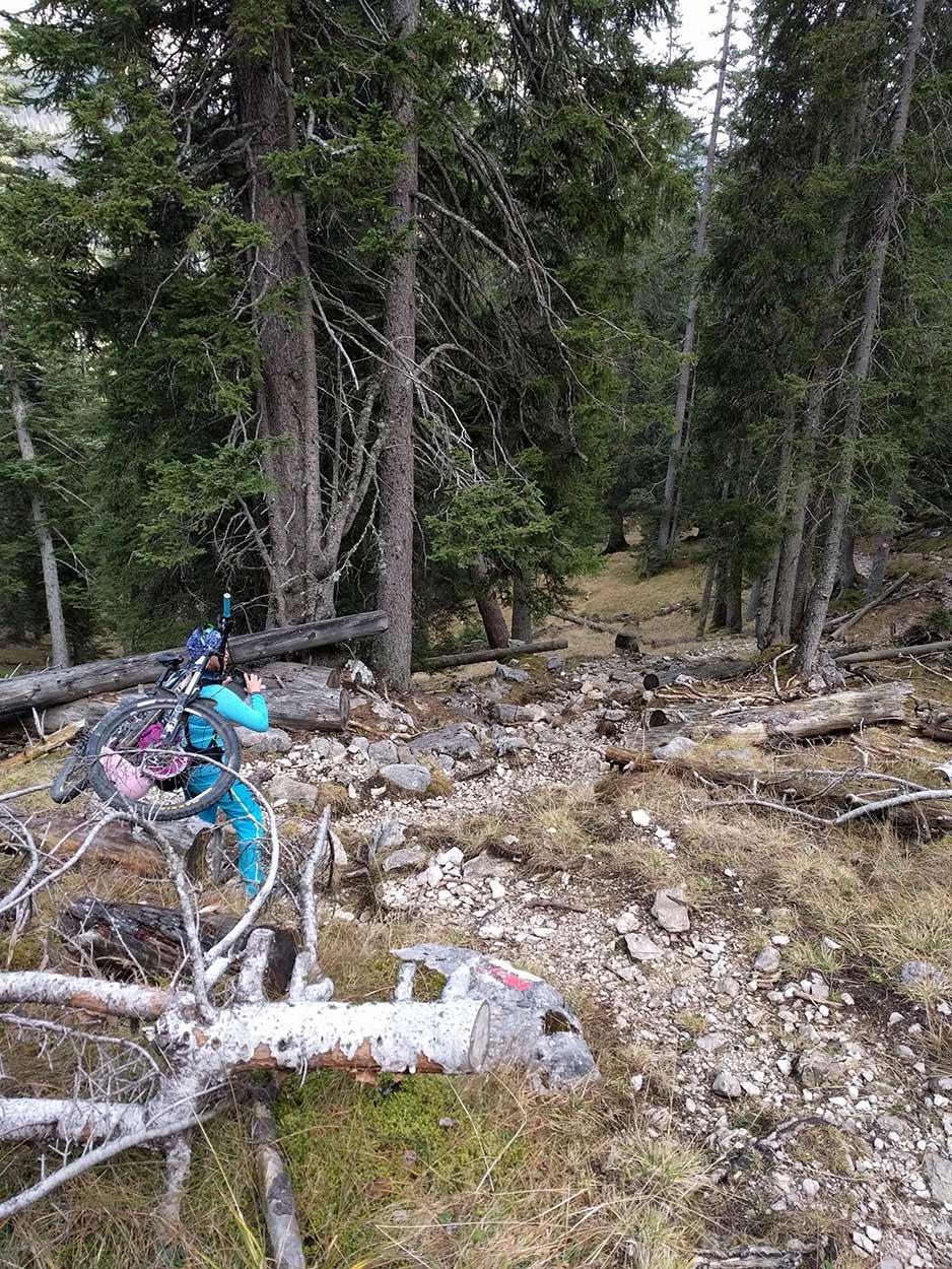 Mountainbike Packliste BBS Trail