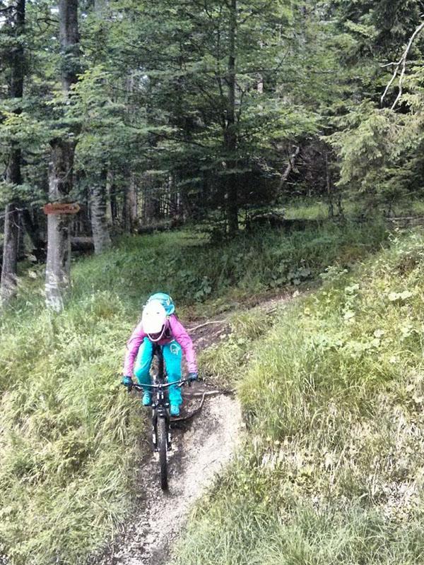 Mountainbike Packliste Trail