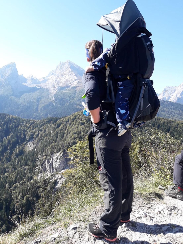 Munich Mountain Girls Tourentipps Herbst Grünstein Sandra