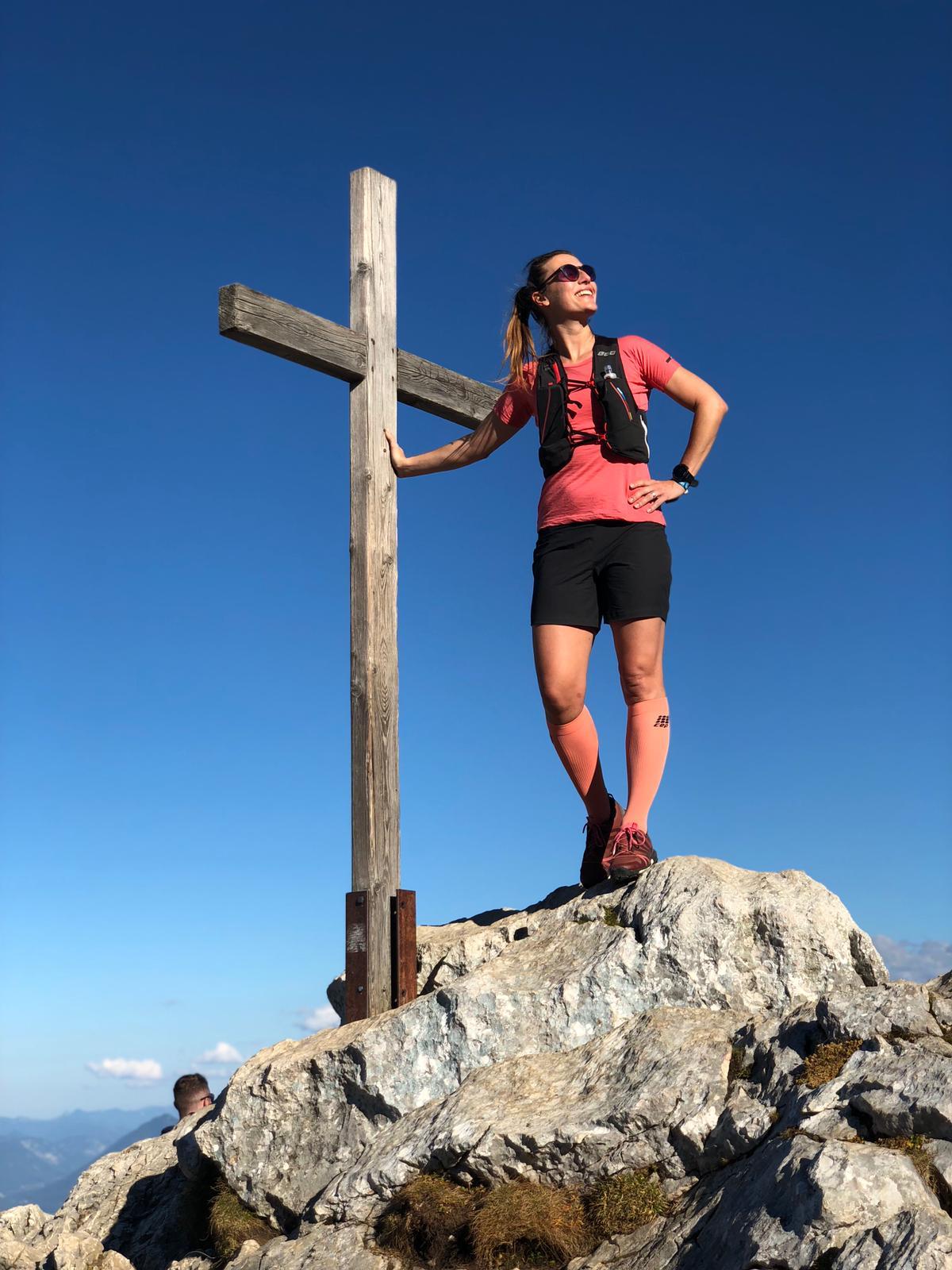 Trailrunning Tiroler Zugspitz Arena Munich Mountain Girls Gipfel