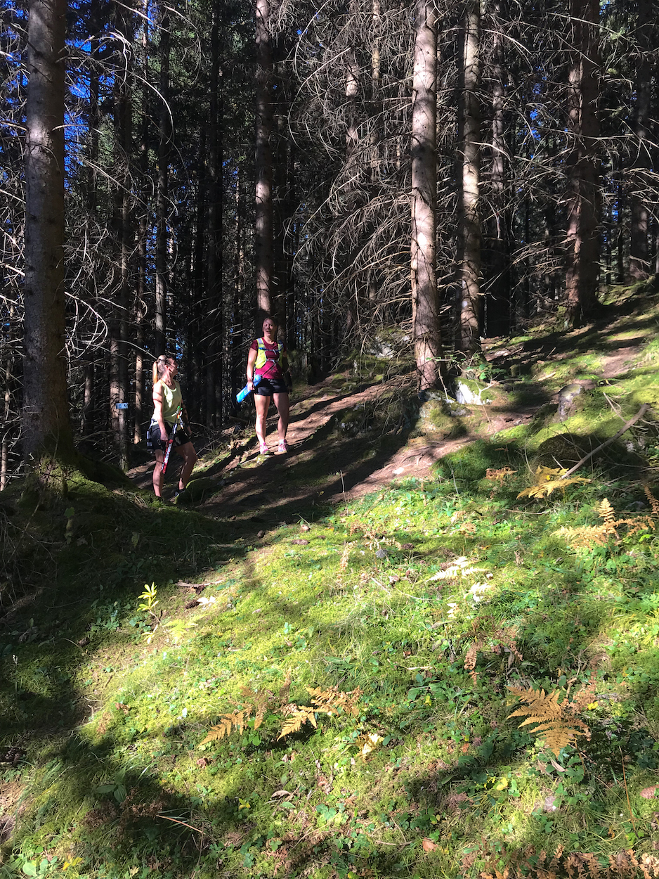 Trailrunning Tiroler Zugspitz Arena Munich Mountain Girls Robin Hood