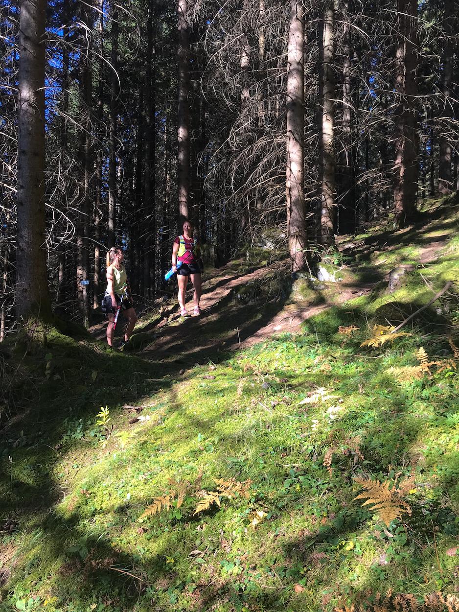 Trailrunning Tiroler Zugspitz Arena Munich Mountain Girls Robin Hood