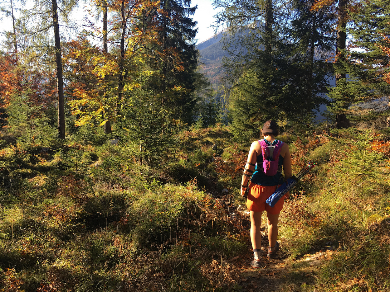 Trailrunning Tiroler Zugspitz Arena Munich Mountain Girls Trail