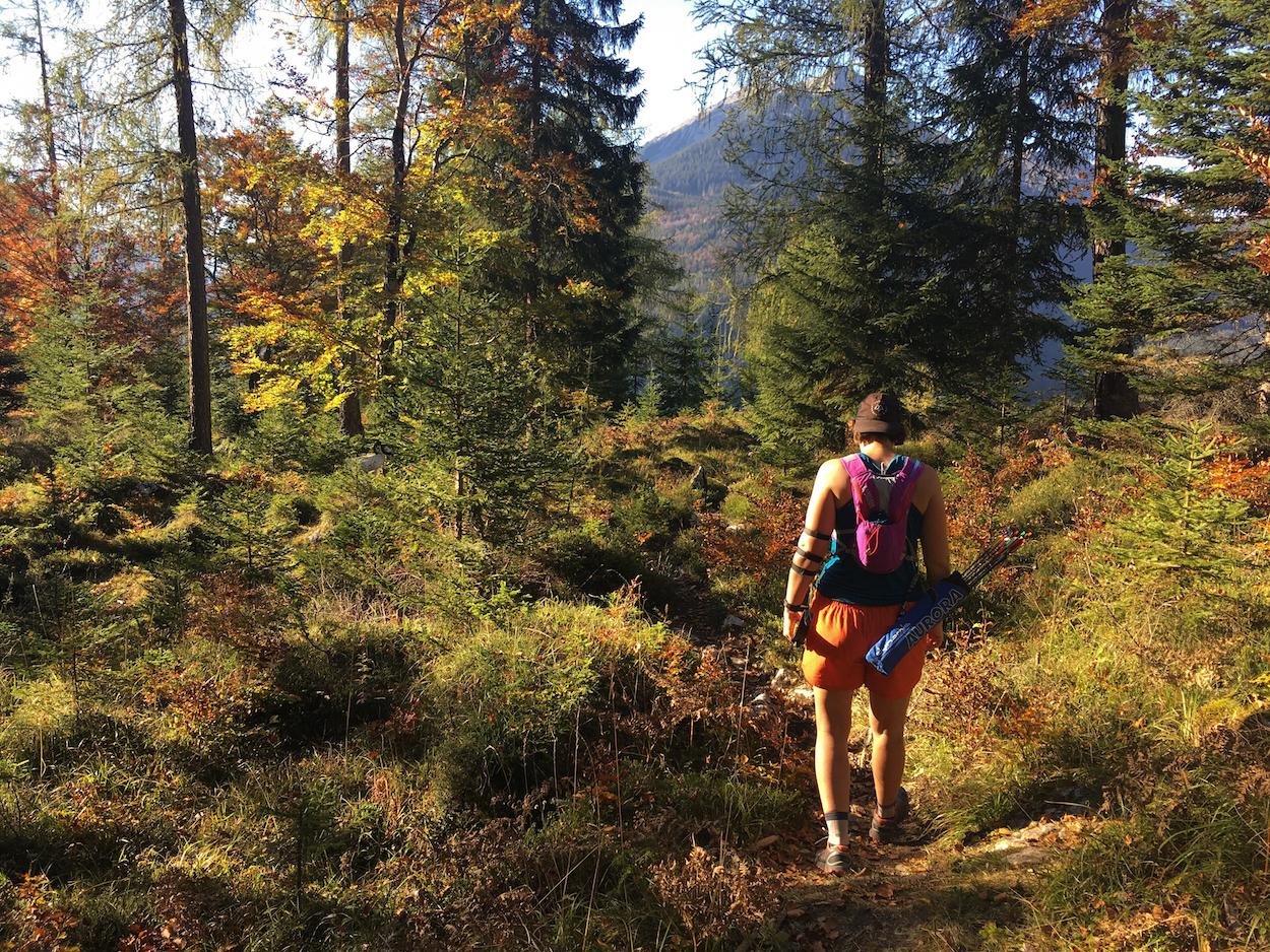 Trailrunning Tiroler Zugspitz Arena Munich Mountain Girls Trail
