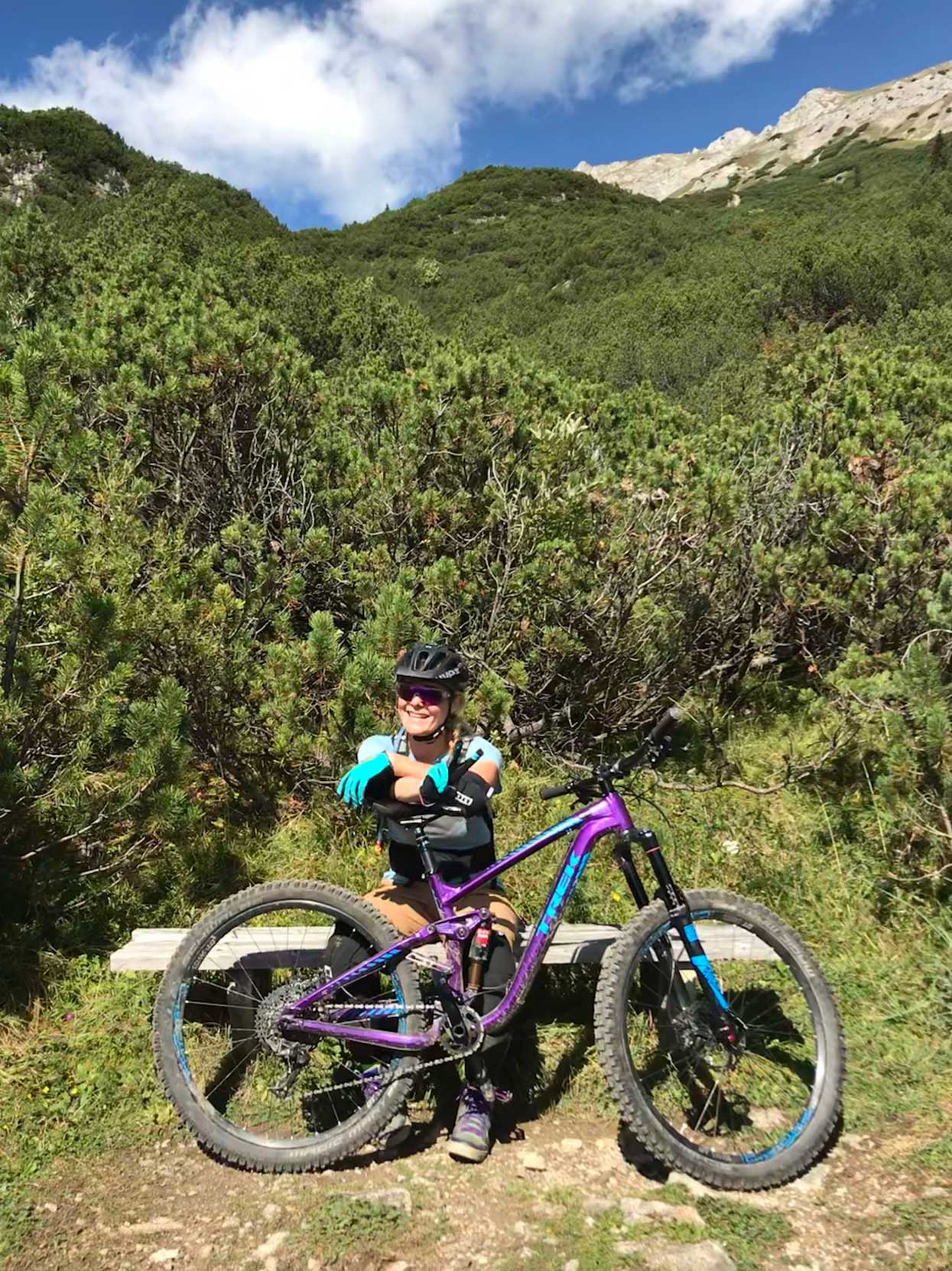 kaddi-relax-mountainbiken-tiroler-zugspitz-arena-munichmountaingirls