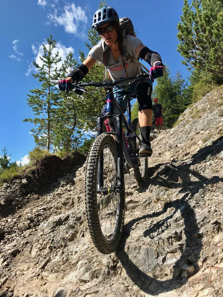 meike-mountainbiken-tiroler-zugspitz-arena-munichmountaingirls