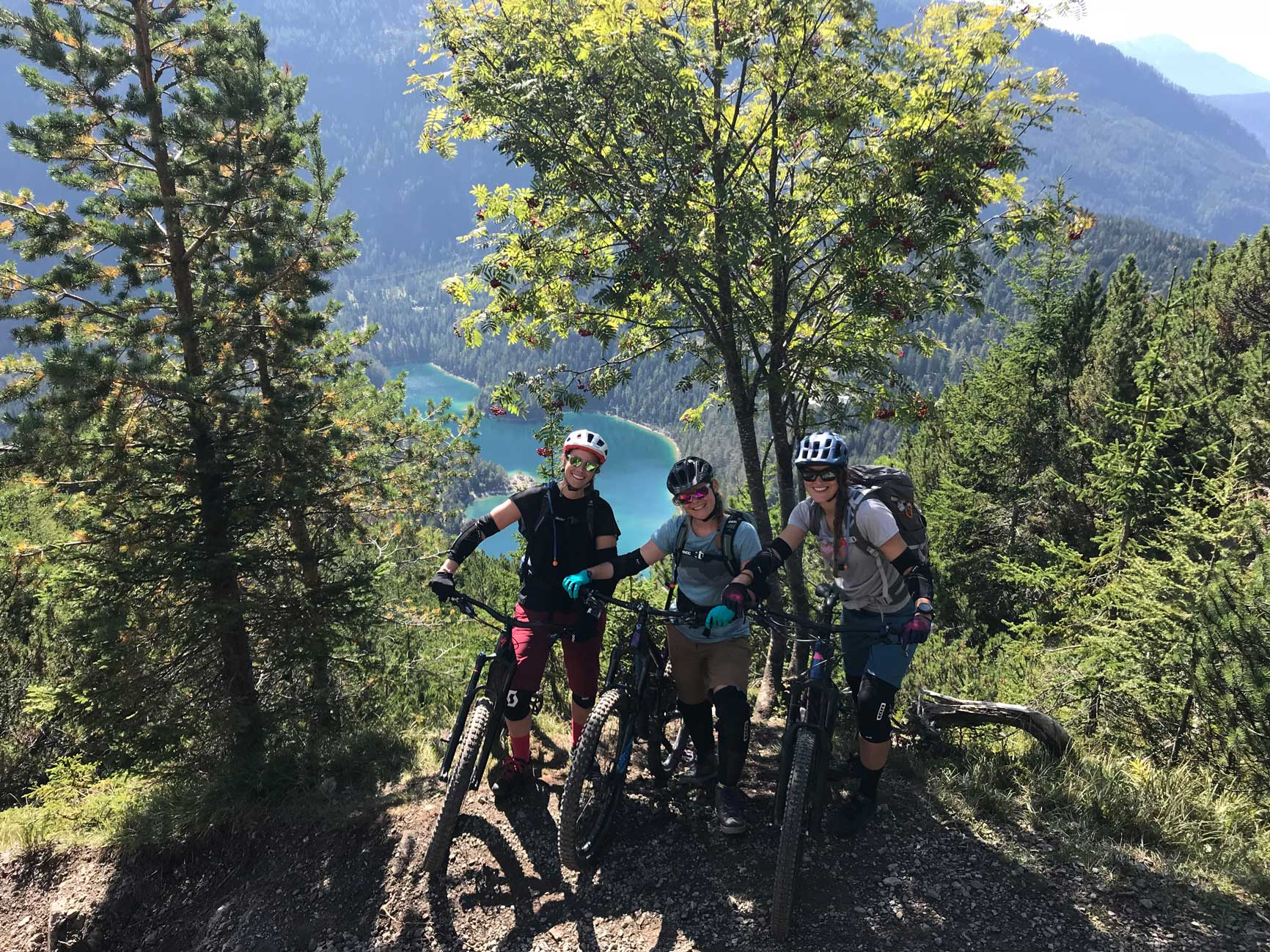 mtb-mountainbiken-tiroler-zugspitz-arena-munichmountaingirls