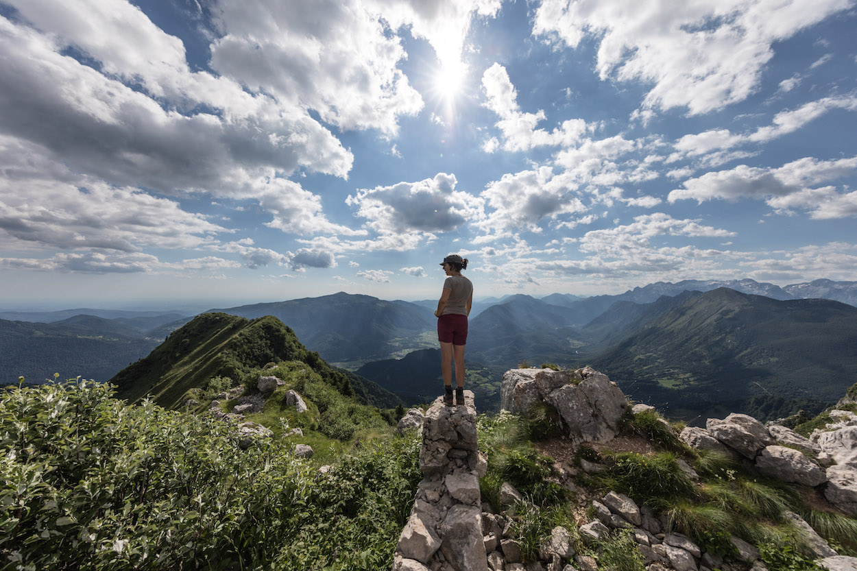 Triglav Nationalpark Krn Aussicht Munich Mountain Girls