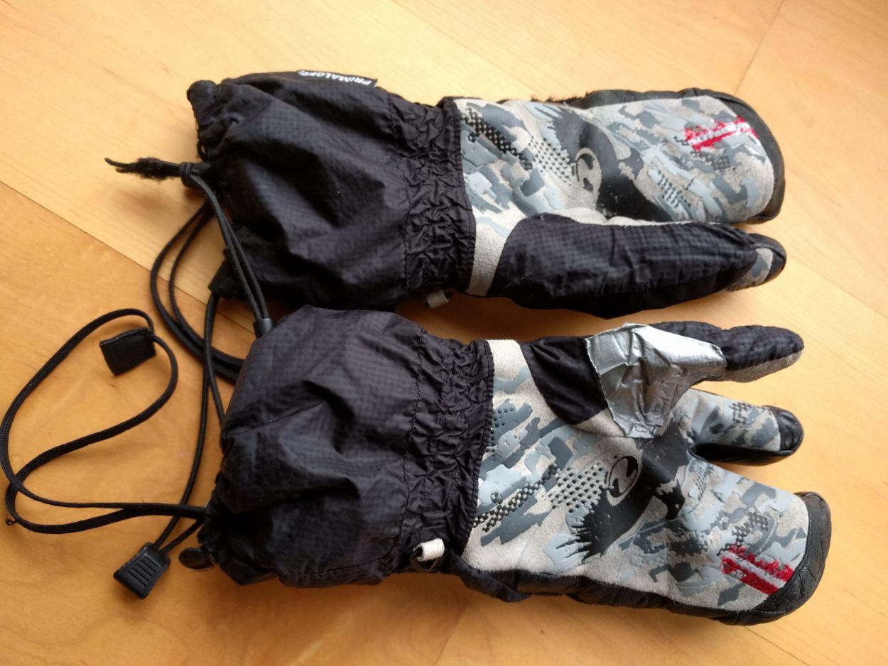 Wanderschuhe pflegen Handschuhe reparieren Munichmountaingirls