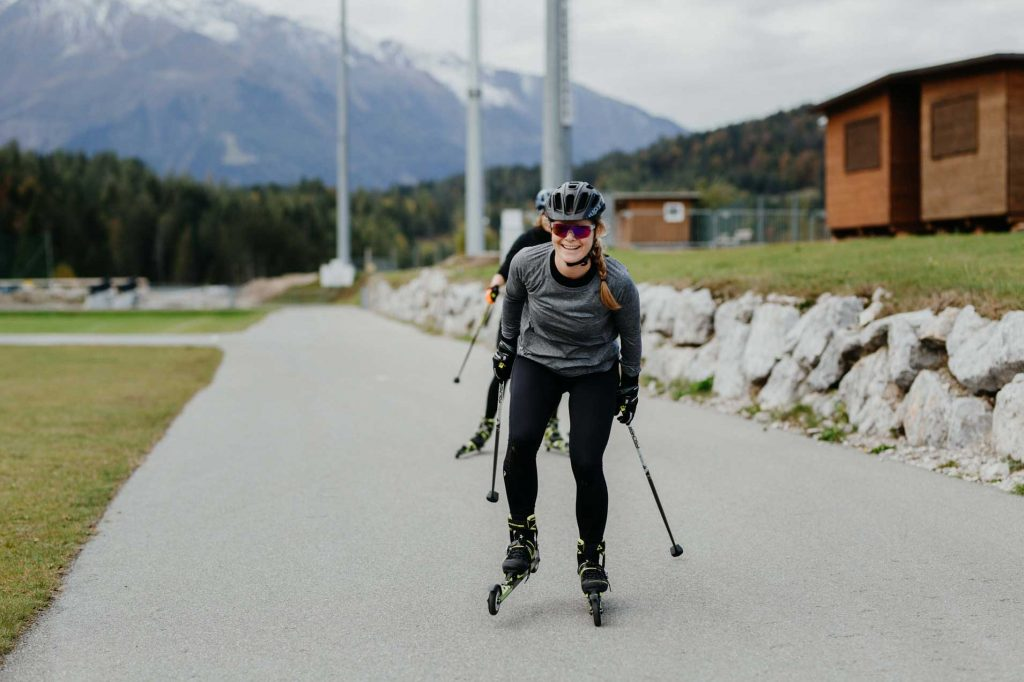 Nordic Team Tirol Munich Mountain Girls Katharina