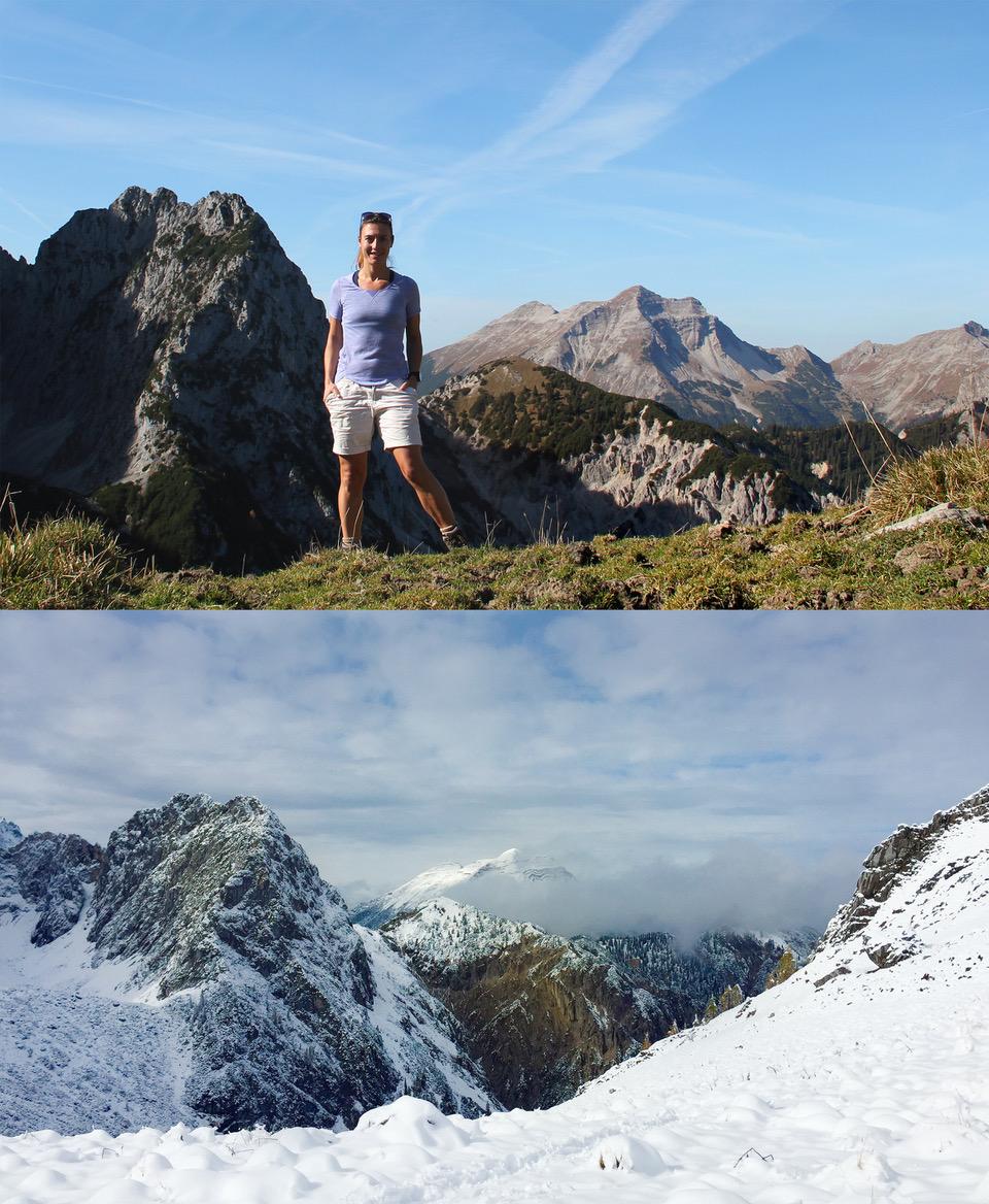 Munich Mountain Girls Tourentipps November Torscharte Julia Topp