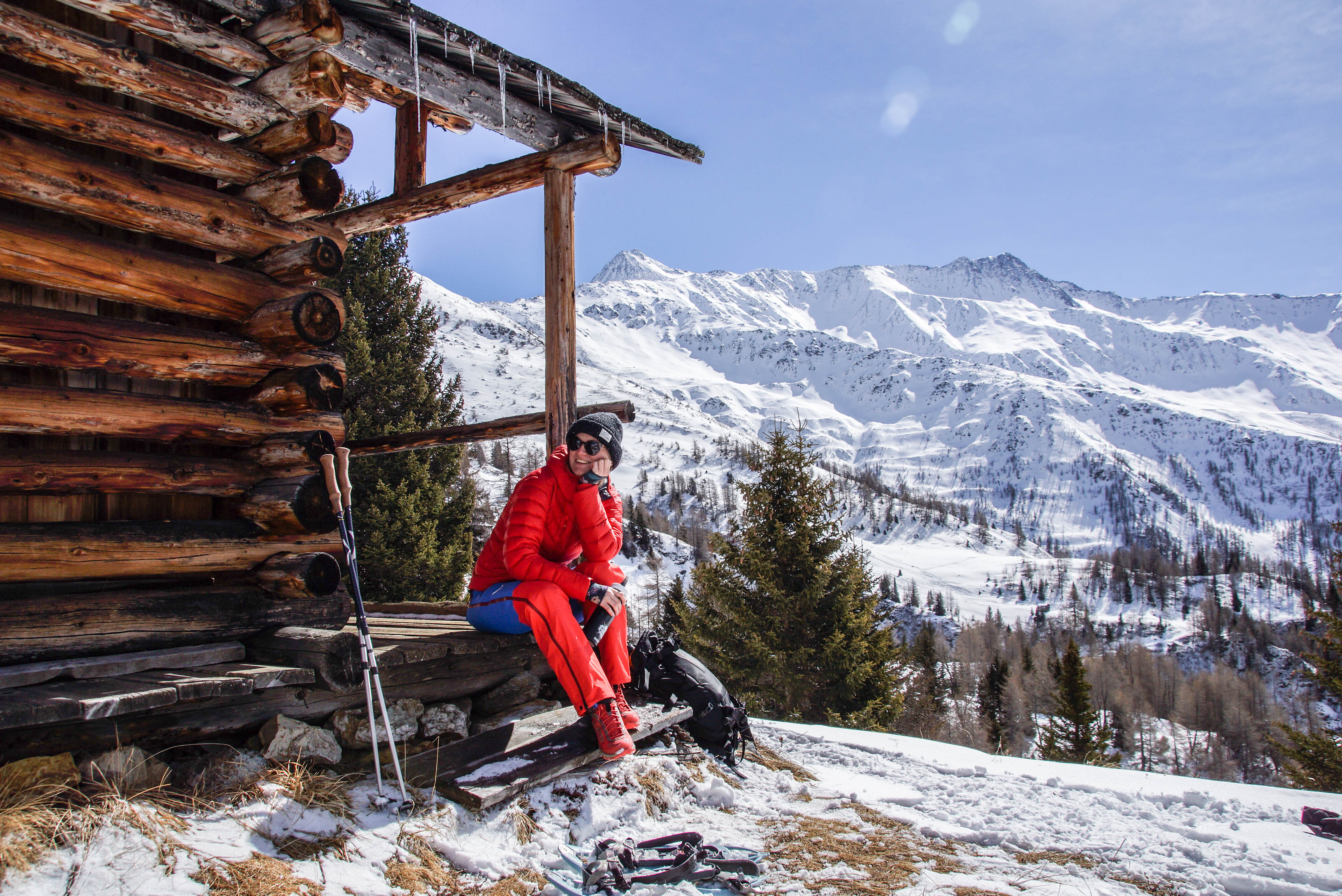 Gesa Osttirol über Weihnachten 2