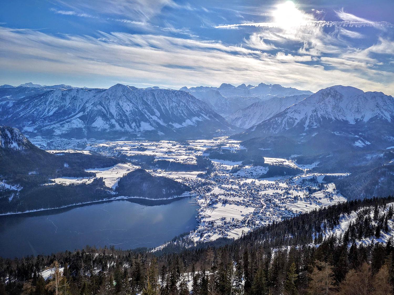 Munich Mountain Girl Katharina empfiehlt die Skitour auf den Loser