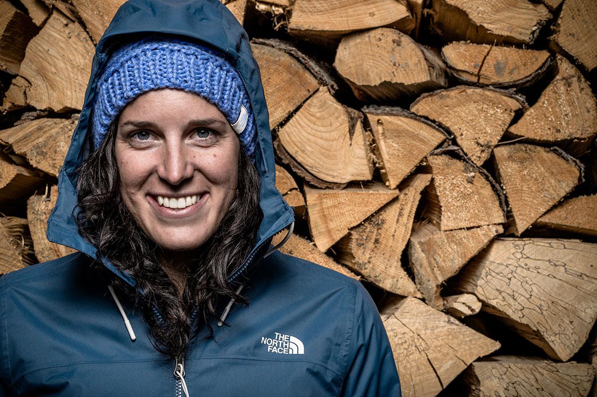 Extrembergsteigerin Tamara Lunger Portrait