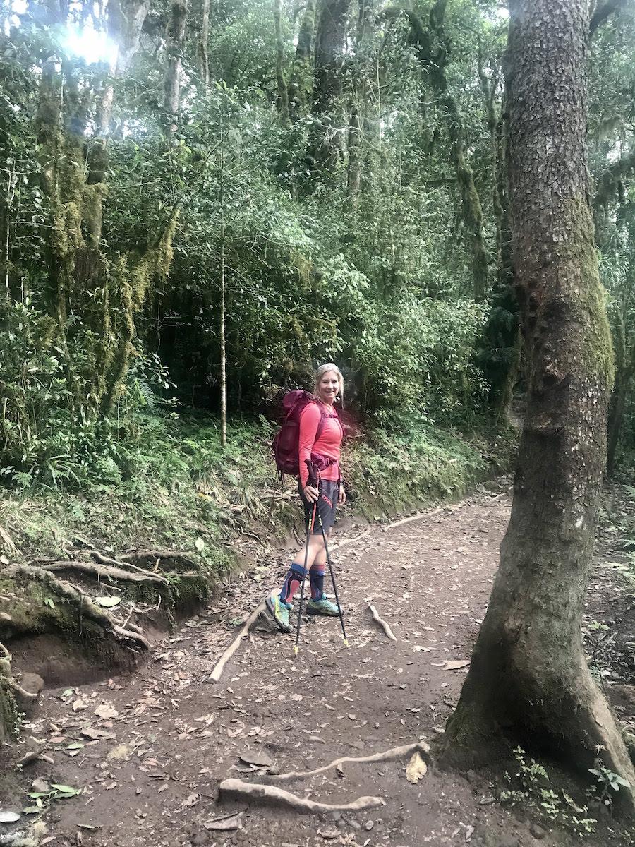 kilimandscharo tour munich mountain girls dschungel
