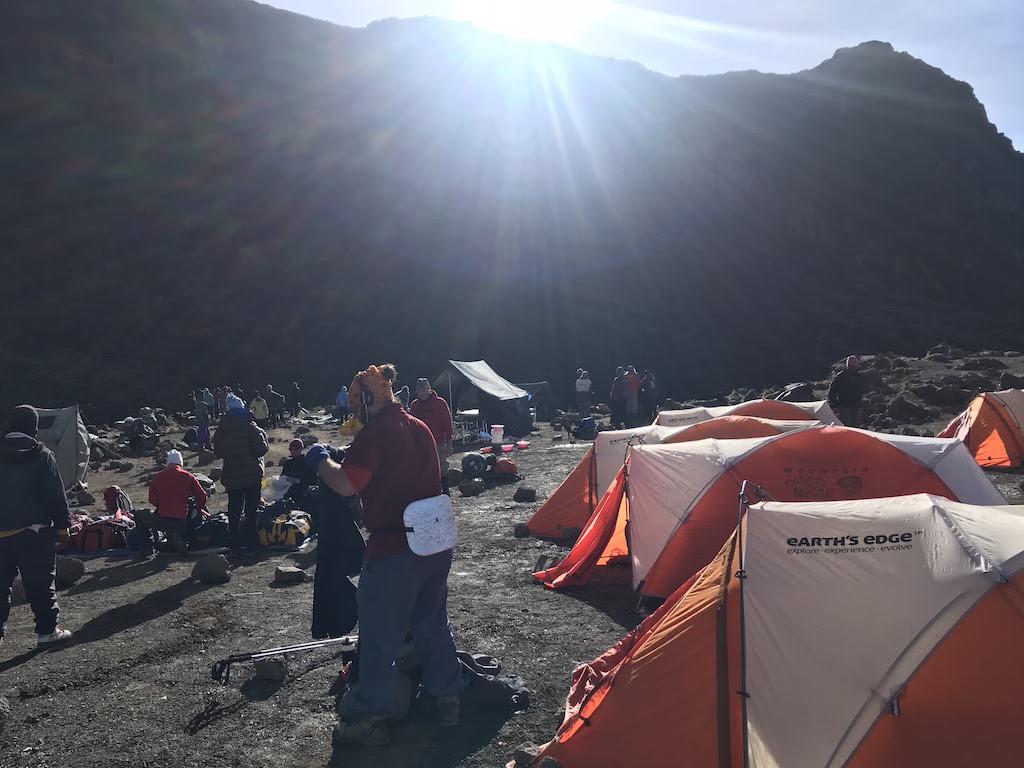 kilimandscharo tour munich mountain girls camp