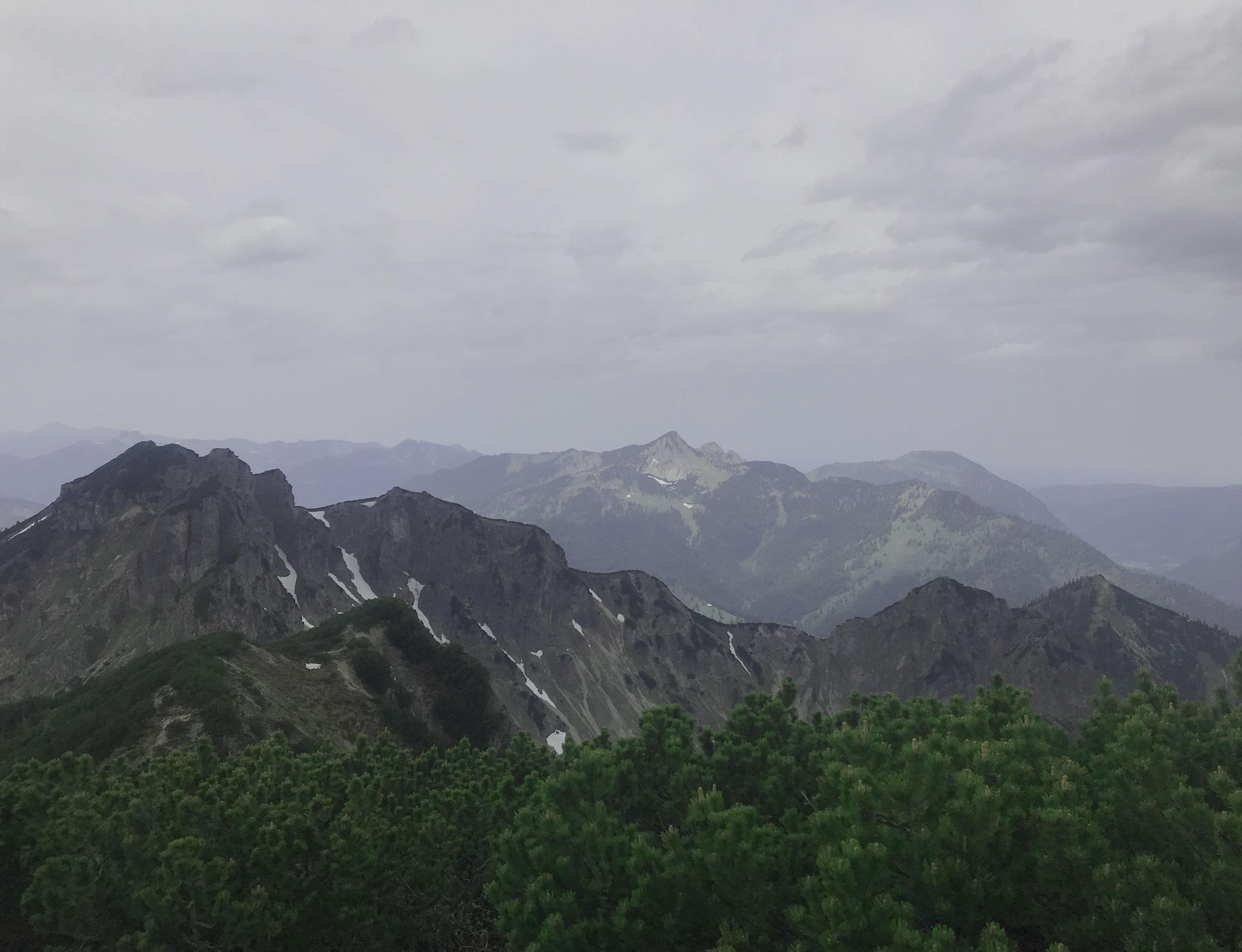 Schinder / Trausnitzberg Mangfallgebirge
