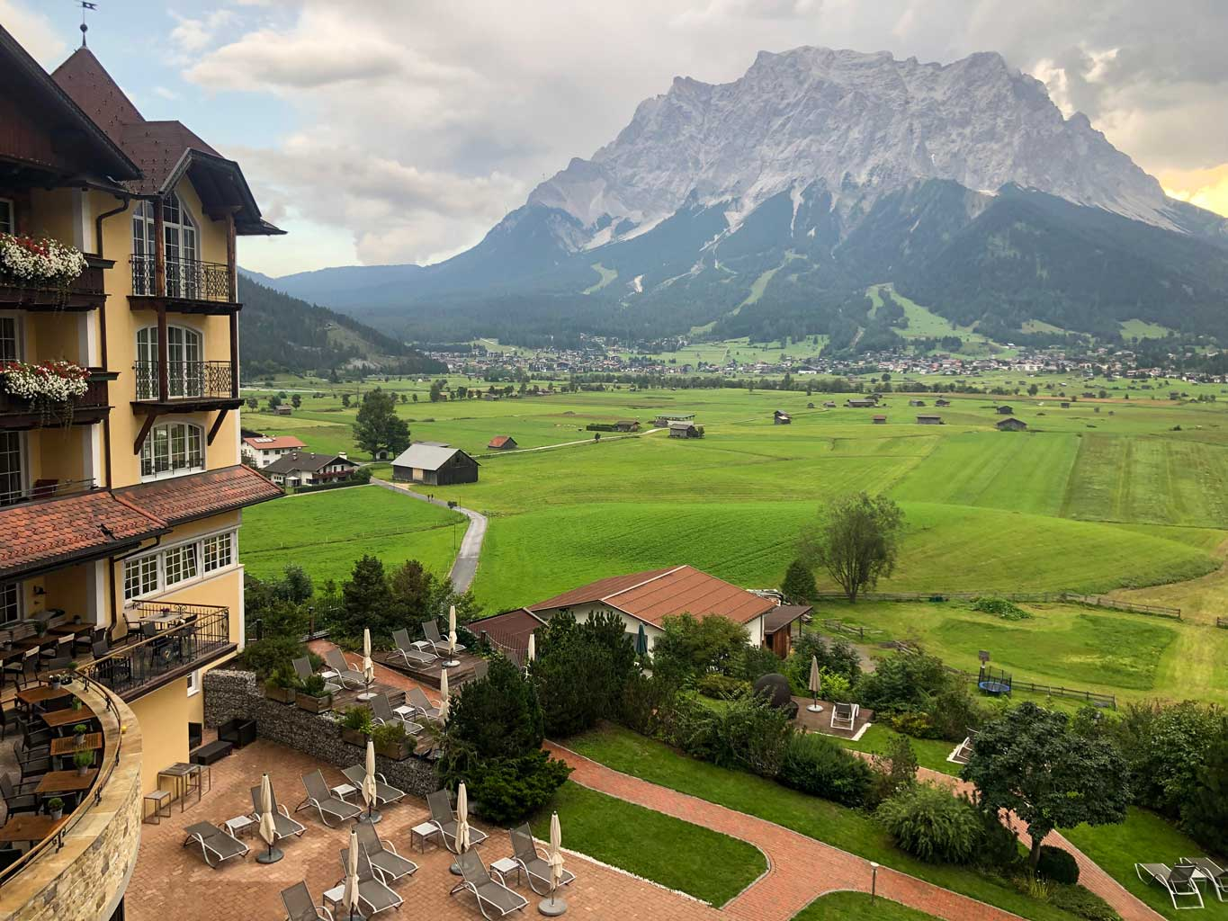 hotel-post-tiroler-zugspitz-arena