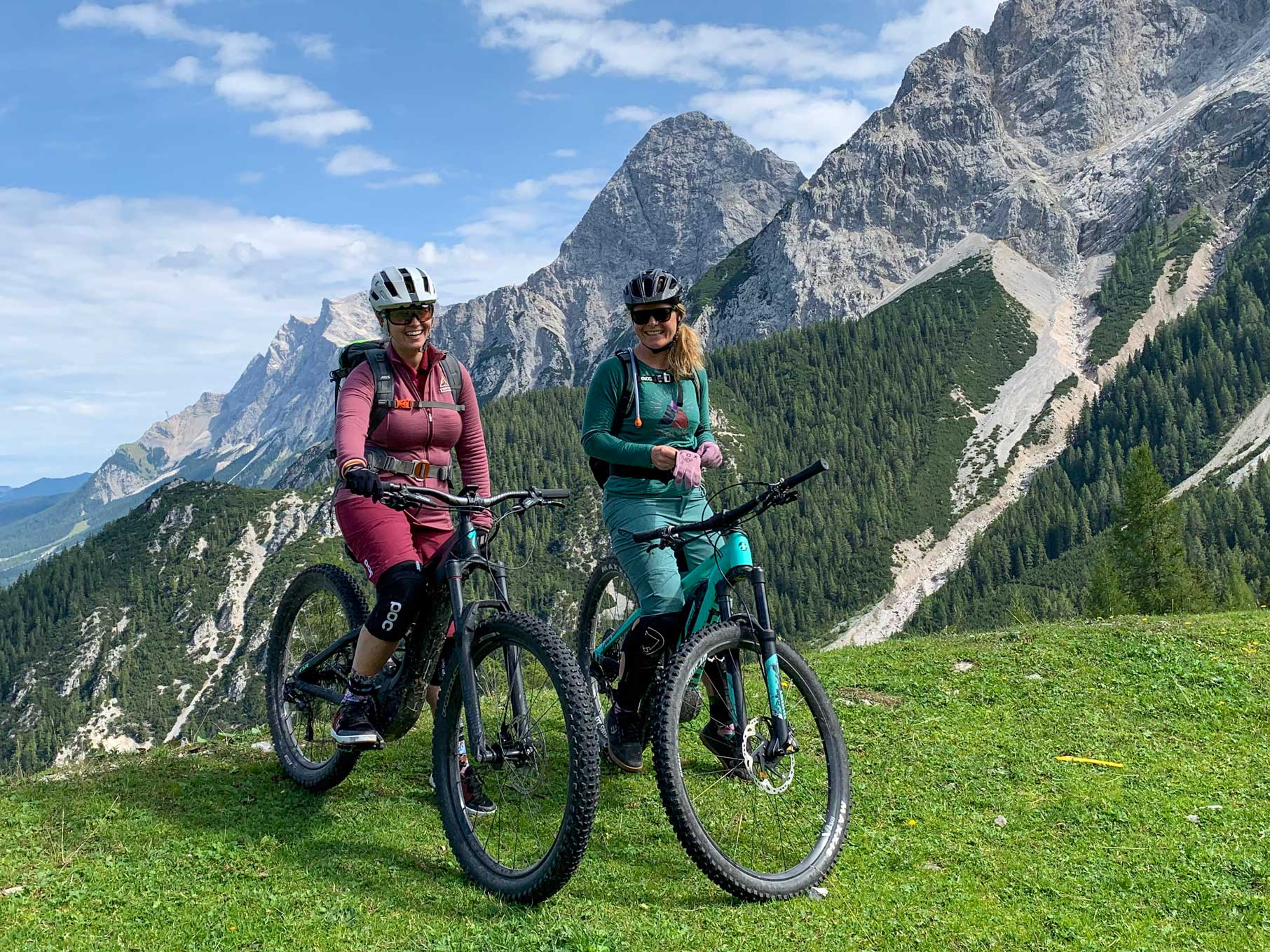 munichmountaingirls-mtb-biken-tiroler-zugspitz-arena