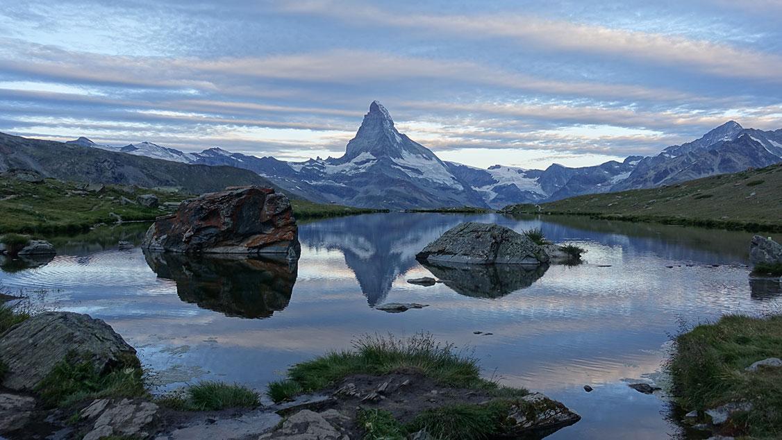 Matterhorn_Stellisee