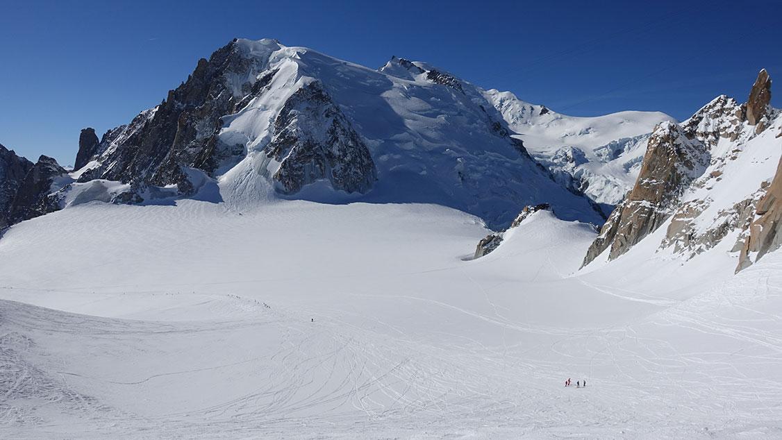 Skiabfahrt_ValleeBlanche