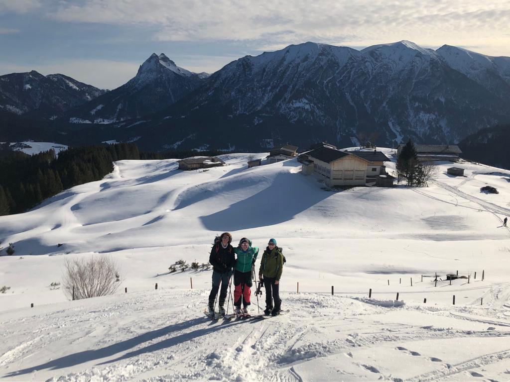 skitour-hochplatte-karwendel
