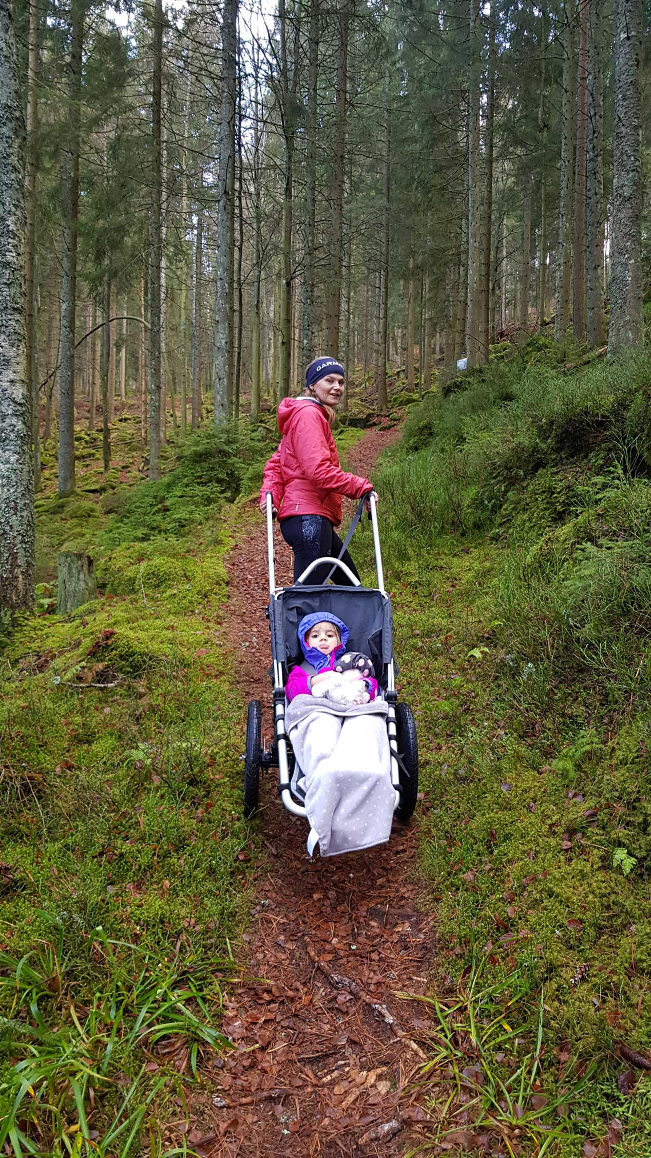outdoor-kinderwagen-wald-weg