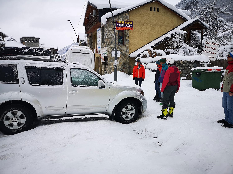 Bergfreundinnen-Skitouren-Georgien-guesthouse