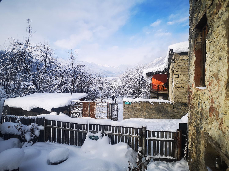 Bergfreundinnen-Skitouren-Georgien
