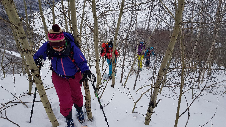 Skitouren-Georgien-hanna-helen-tina-tanja-ushguli