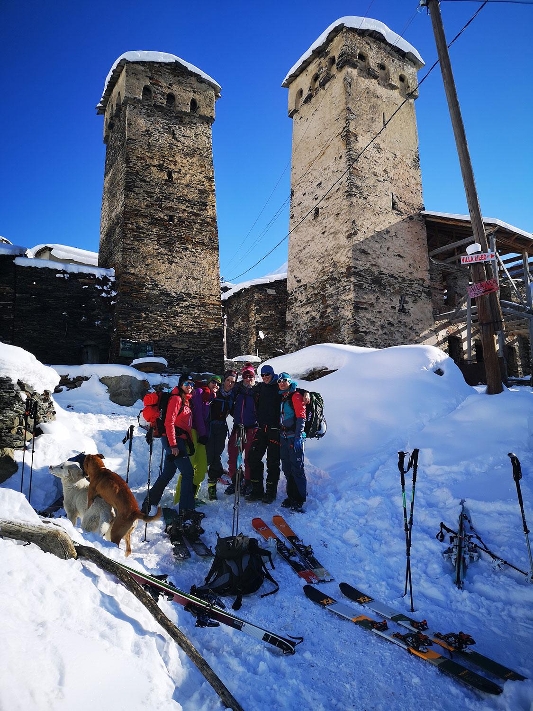 Skitouren-Georgien-helen-tina-maia-hanna-lena-tanja-ushguli