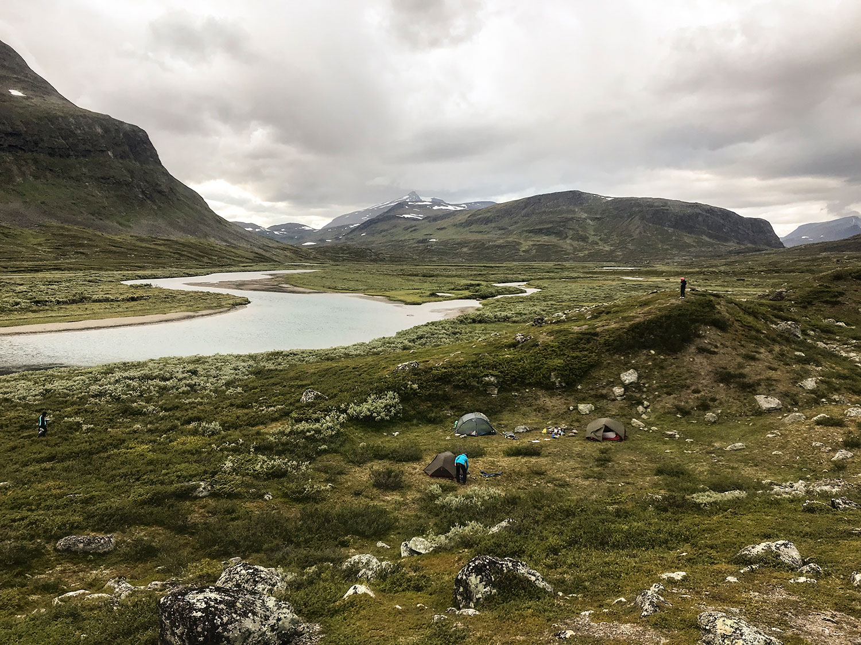 wildcampen-lappland-schweden