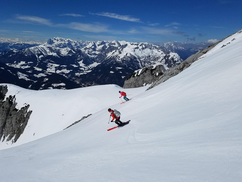 berghasen-Skitour